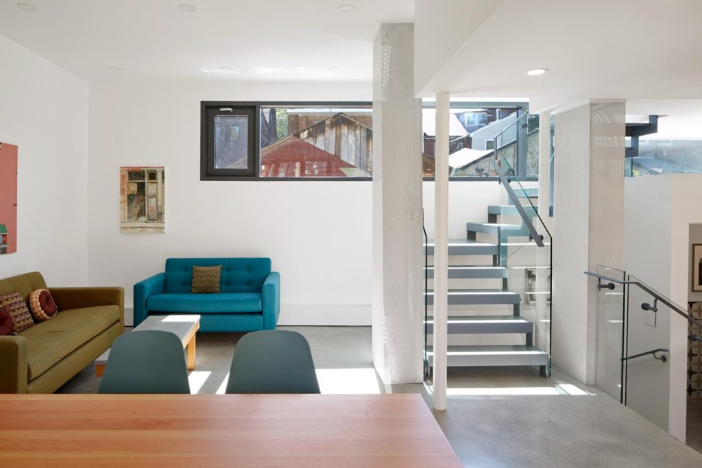 Dwell Article: A Compact Laneway House in Toronto Takes Back Underused SpaceFollowing a new policy change that allows housing units in Toronto's back lanes, LGA Architectural Partners builds a crisp, light-filled example. Thanks to a policy change in the summer of 2018, Toronto is encouraging residents to build small abodes along back lanes that were previously dominated by garages, making room for people rather than cars. These laneway houses are self-contained and typically sit on the same lot as a detached house, semi-detached house, or townhouse.